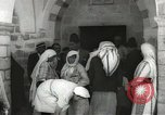 Image of Annual pilgrimage to Nabi Musa (Tomb of Prophet Moses) Palestine, 1945, second 33 stock footage video 65675062974