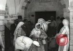 Image of Annual pilgrimage to Nabi Musa (Tomb of Prophet Moses) Palestine, 1945, second 34 stock footage video 65675062974