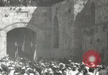 Image of Annual pilgrimage to Nabi Musa (Tomb of Prophet Moses) Palestine, 1945, second 35 stock footage video 65675062974