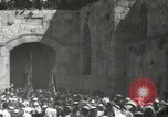 Image of Annual pilgrimage to Nabi Musa (Tomb of Prophet Moses) Palestine, 1945, second 37 stock footage video 65675062974