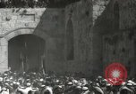 Image of Annual pilgrimage to Nabi Musa (Tomb of Prophet Moses) Palestine, 1945, second 39 stock footage video 65675062974