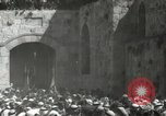 Image of Annual pilgrimage to Nabi Musa (Tomb of Prophet Moses) Palestine, 1945, second 40 stock footage video 65675062974