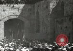 Image of Annual pilgrimage to Nabi Musa (Tomb of Prophet Moses) Palestine, 1945, second 42 stock footage video 65675062974