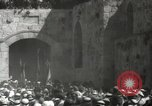Image of Annual pilgrimage to Nabi Musa (Tomb of Prophet Moses) Palestine, 1945, second 43 stock footage video 65675062974