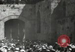 Image of Annual pilgrimage to Nabi Musa (Tomb of Prophet Moses) Palestine, 1945, second 44 stock footage video 65675062974
