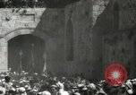 Image of Annual pilgrimage to Nabi Musa (Tomb of Prophet Moses) Palestine, 1945, second 45 stock footage video 65675062974