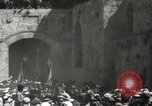 Image of Annual pilgrimage to Nabi Musa (Tomb of Prophet Moses) Palestine, 1945, second 46 stock footage video 65675062974