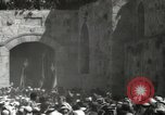 Image of Annual pilgrimage to Nabi Musa (Tomb of Prophet Moses) Palestine, 1945, second 47 stock footage video 65675062974