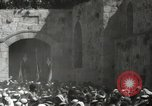 Image of Annual pilgrimage to Nabi Musa (Tomb of Prophet Moses) Palestine, 1945, second 48 stock footage video 65675062974