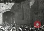 Image of Annual pilgrimage to Nabi Musa (Tomb of Prophet Moses) Palestine, 1945, second 50 stock footage video 65675062974