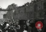 Image of Annual pilgrimage to Nabi Musa (Tomb of Prophet Moses) Palestine, 1945, second 55 stock footage video 65675062974