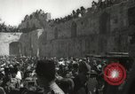 Image of Annual pilgrimage to Nabi Musa (Tomb of Prophet Moses) Palestine, 1945, second 57 stock footage video 65675062974
