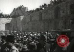 Image of Annual pilgrimage to Nabi Musa (Tomb of Prophet Moses) Palestine, 1945, second 58 stock footage video 65675062974