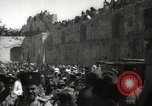 Image of Annual pilgrimage to Nabi Musa (Tomb of Prophet Moses) Palestine, 1945, second 60 stock footage video 65675062974