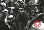 Image of Families at  Al Aqsa Mosque Jerusalem Palestine, 1945, second 38 stock footage video 65675062975