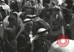 Image of Families at  Al Aqsa Mosque Jerusalem Palestine, 1945, second 39 stock footage video 65675062975