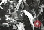 Image of Families at  Al Aqsa Mosque Jerusalem Palestine, 1945, second 43 stock footage video 65675062975