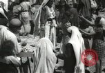 Image of Families at  Al Aqsa Mosque Jerusalem Palestine, 1945, second 47 stock footage video 65675062975