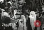 Image of Families at  Al Aqsa Mosque Jerusalem Palestine, 1945, second 51 stock footage video 65675062975