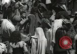 Image of Families at  Al Aqsa Mosque Jerusalem Palestine, 1945, second 54 stock footage video 65675062975