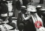 Image of Families at  Al Aqsa Mosque Jerusalem Palestine, 1945, second 56 stock footage video 65675062975