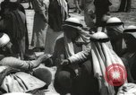 Image of Families at  Al Aqsa Mosque Jerusalem Palestine, 1945, second 57 stock footage video 65675062975