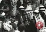 Image of Families at  Al Aqsa Mosque Jerusalem Palestine, 1945, second 59 stock footage video 65675062975