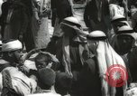 Image of Families at  Al Aqsa Mosque Jerusalem Palestine, 1945, second 61 stock footage video 65675062975
