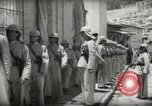 Image of Emir and officials attend Friday prayers  Amman Transjordan, 1945, second 8 stock footage video 65675062977