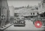 Image of Emir and officials attend Friday prayers  Amman Transjordan, 1945, second 11 stock footage video 65675062977