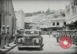 Image of Emir and officials attend Friday prayers  Amman Transjordan, 1945, second 13 stock footage video 65675062977