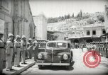 Image of Emir and officials attend Friday prayers  Amman Transjordan, 1945, second 16 stock footage video 65675062977