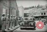 Image of Emir and officials attend Friday prayers  Amman Transjordan, 1945, second 17 stock footage video 65675062977
