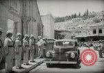 Image of Emir and officials attend Friday prayers  Amman Transjordan, 1945, second 19 stock footage video 65675062977