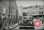 Image of Emir and officials attend Friday prayers  Amman Transjordan, 1945, second 23 stock footage video 65675062977