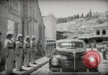 Image of Emir and officials attend Friday prayers  Amman Transjordan, 1945, second 24 stock footage video 65675062977