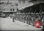 Image of Emir and officials attend Friday prayers  Amman Transjordan, 1945, second 26 stock footage video 65675062977