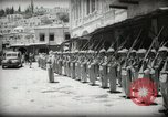Image of Emir and officials attend Friday prayers  Amman Transjordan, 1945, second 27 stock footage video 65675062977
