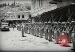 Image of Emir and officials attend Friday prayers  Amman Transjordan, 1945, second 28 stock footage video 65675062977