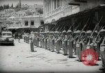 Image of Emir and officials attend Friday prayers  Amman Transjordan, 1945, second 29 stock footage video 65675062977