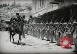 Image of Emir and officials attend Friday prayers  Amman Transjordan, 1945, second 35 stock footage video 65675062977