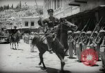 Image of Emir and officials attend Friday prayers  Amman Transjordan, 1945, second 36 stock footage video 65675062977