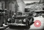 Image of Emir and officials attend Friday prayers  Amman Transjordan, 1945, second 43 stock footage video 65675062977