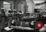 Image of Emir and officials attend Friday prayers  Amman Transjordan, 1945, second 47 stock footage video 65675062977