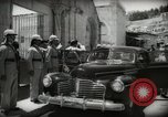 Image of Emir and officials attend Friday prayers  Amman Transjordan, 1945, second 48 stock footage video 65675062977