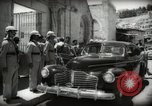 Image of Emir and officials attend Friday prayers  Amman Transjordan, 1945, second 51 stock footage video 65675062977