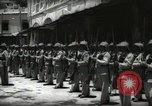 Image of Emir and officials attend Friday prayers  Amman Transjordan, 1945, second 58 stock footage video 65675062977