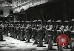 Image of Emir and officials attend Friday prayers  Amman Transjordan, 1945, second 62 stock footage video 65675062977