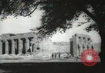 Image of Egyptian monuments Egypt, 1938, second 44 stock footage video 65675062978
