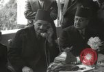 Image of Nahas Pasha's cabinet meet Egypt, 1938, second 38 stock footage video 65675062980